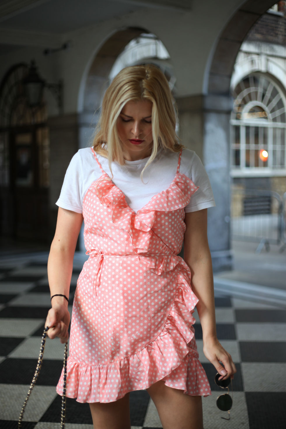 aa7eb10ba4eb Outfit  Cute in Frills and Dots